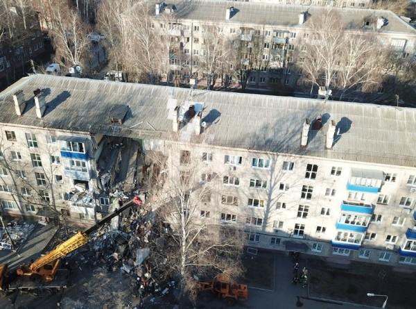 На месте взрыва газа в доме в Орехово-Зуеве нашли третьего погибшего