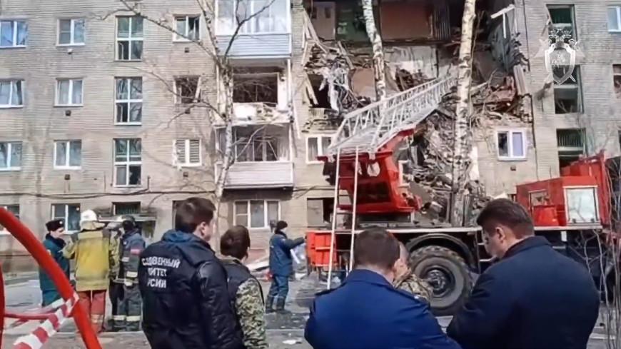 Шесть человек извлекли из-под завалов в Орехово-Зуеве