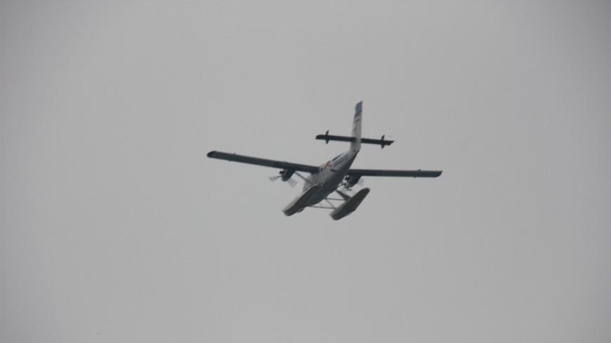 Самолет-амфибия упал под Хабаровском из-за ошибки пилота
