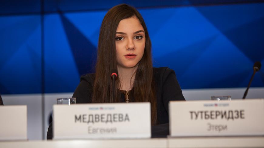 Фигуристка Медведева рассказала о сложных домашних тренировках