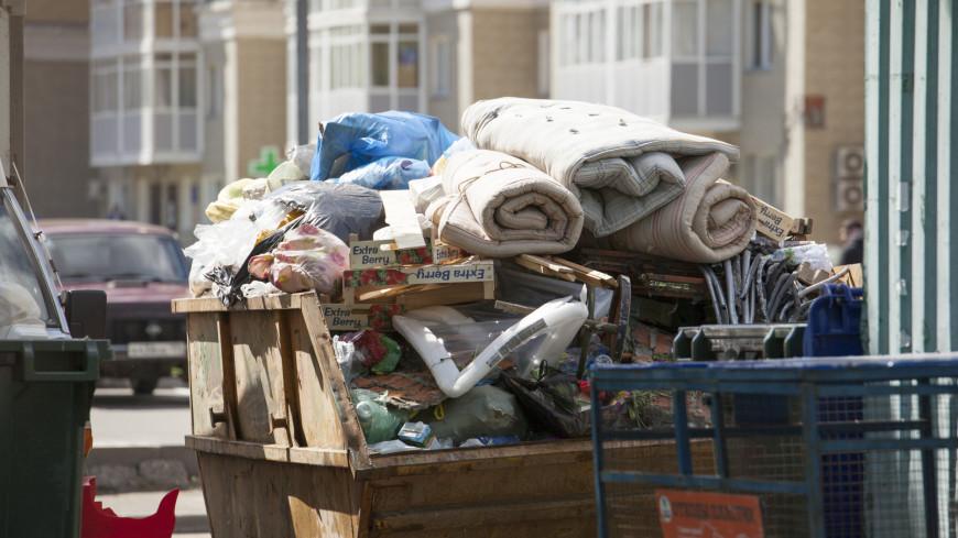 "Фото: Мария Андросова (МТРК «Мир») ""«Мир 24»"":http://mir24.tv/, мусор, мусоропровод, мусорные баки, мусорка, мусорный контейнер"