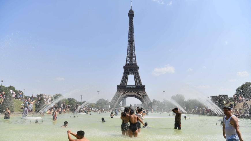 Европа пережила самый жаркий год в истории