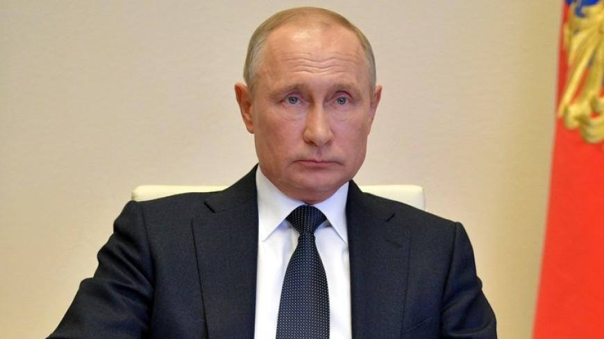 Обращение Путина к россиянам в связи с коронавирусом. ГЛАВНОЕ