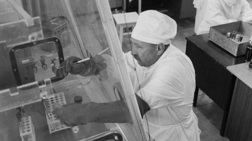 Как советские врачи побороли чуму