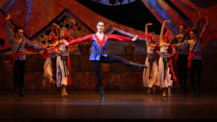 Мариинский театр продолжит традицию онлайн-трансляций