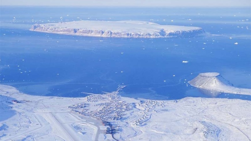 Арктика может снова стать зеленой