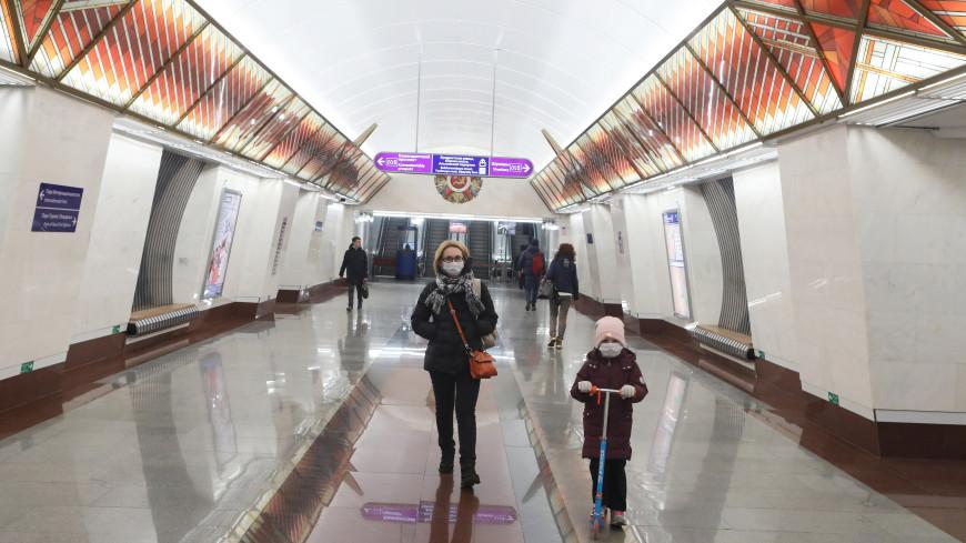 Петербургский метрополитен отменил круглосуточную работу на Пасху