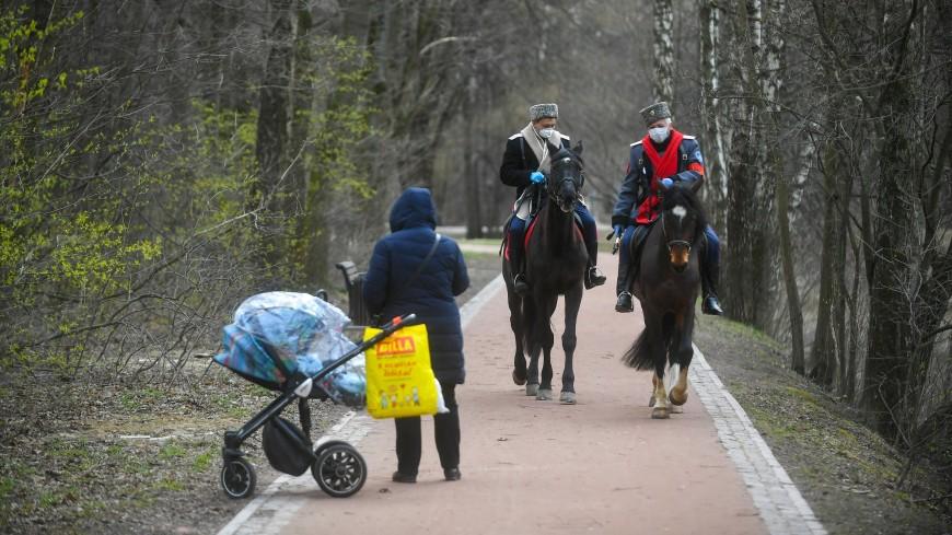 Дети смогут передвигаться по Москве без пропуска, но вместе с родителями