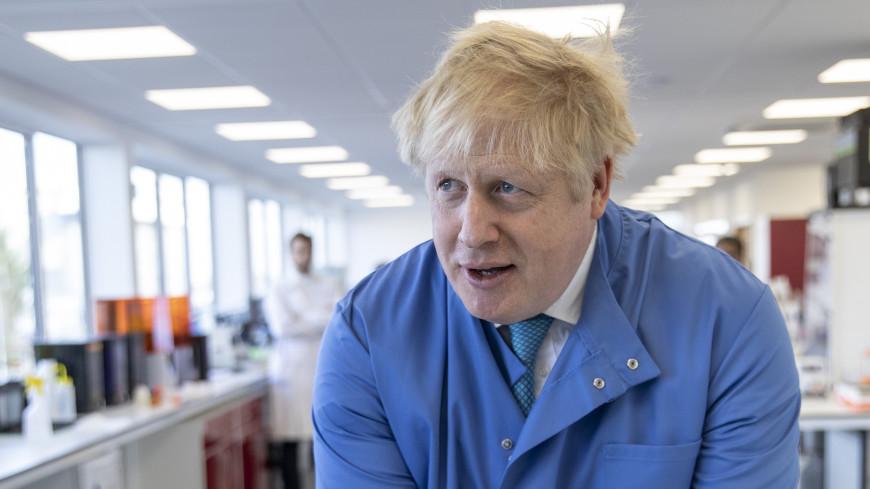 Премьер-министр Великобритании Борис Джонсон госпитализирован в больницу