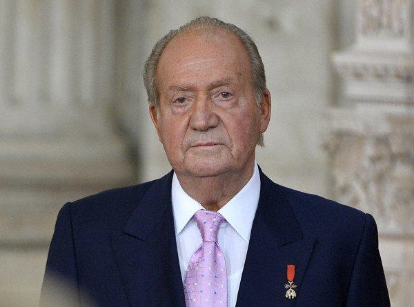В отношении Хуана Карлоса I в Испании отказались принимать меры пресечения