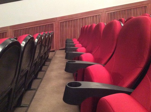 Семьи до пяти человек в России смогут сидеть в театре и кино без дистанции