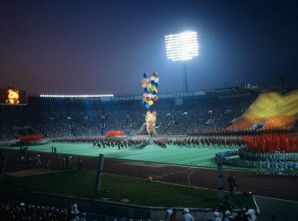 «До свидания, наш ласковый Миша»: 40 лет назад закрылись Олимпийские игры в Москве