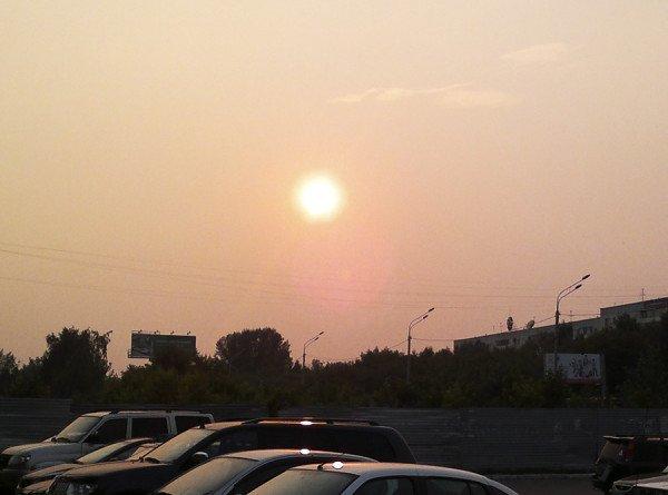 В некоторые регионы России идет аномальная жара