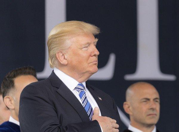 Трамп опроверг намерение добавить свой барельеф на гору Рашмор