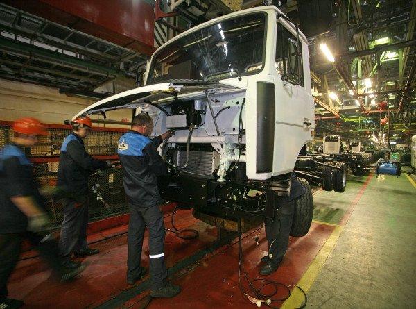 МАЗ. История зубра машиностроения