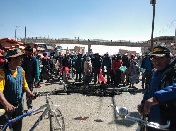 Протесты в Боливии: люди недовольны решением властей перенести выборы