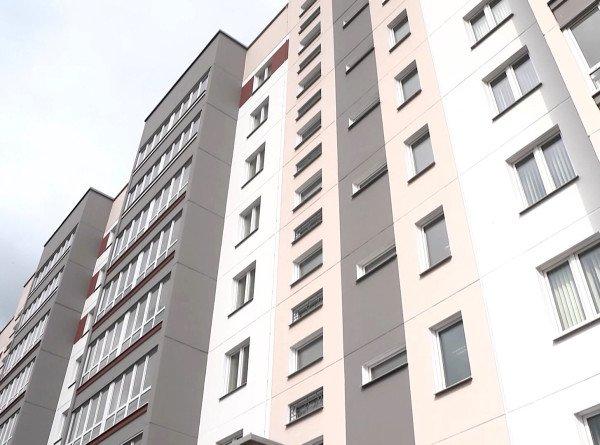 В Минске построили общежитие для почти 300 военнослужащих