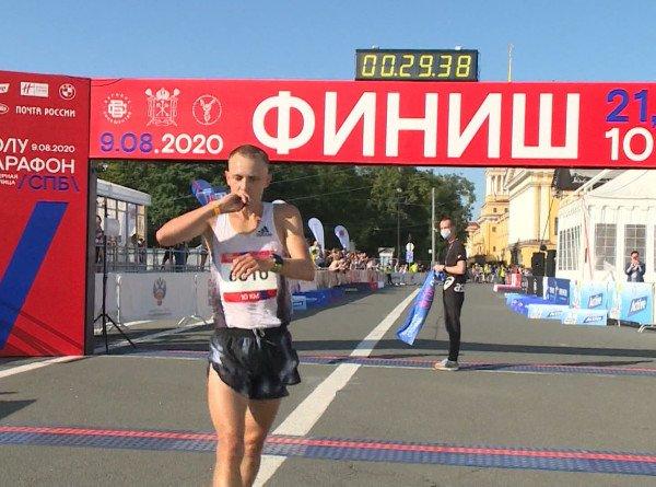 Полумарафон «Северная столица» в Петербурге собрал шесть тысяч бегунов