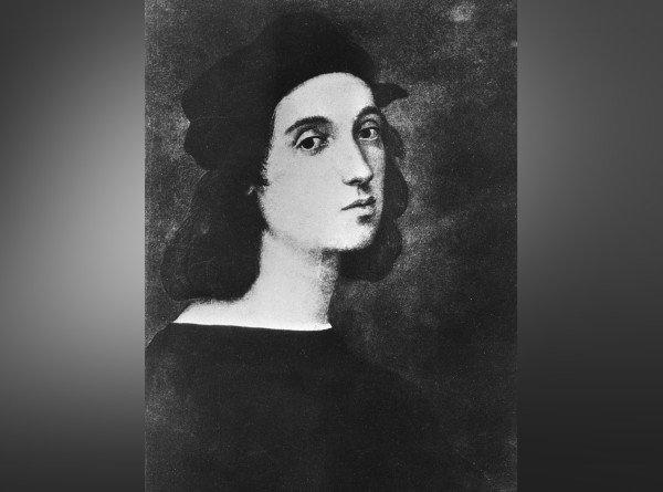 Итальянские ученые узнали, как на самом деле выглядел Рафаэль Санти