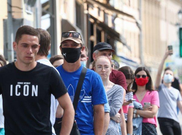 Данные опроса избирателей по заказу МТРК «Мир» в Беларуси собирают более тысячи человек