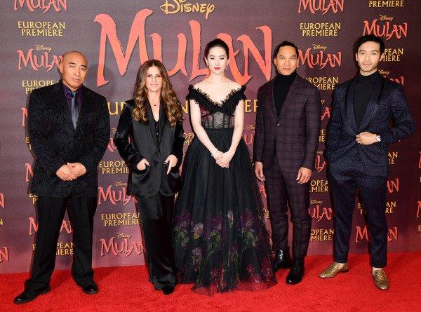 Студия Disney назвала дату премьеры фильма «Мулан»