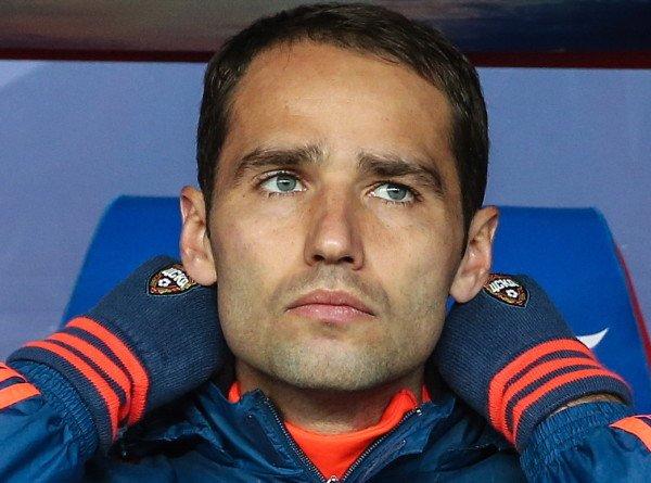 Роман Широков избил футбольного арбитра во время матча