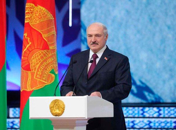 Александр Лукашенко обратился с ежегодным посланием народу и парламенту