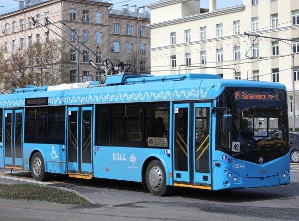 Москва отказалась от троллейбусов спустя 85 лет (ФОТО)