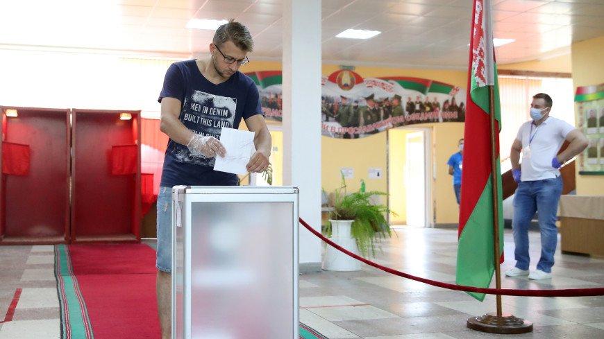 ЦИК: Явка избирателей на президентских выборах в Беларуси на 10:00 составила 45,33%
