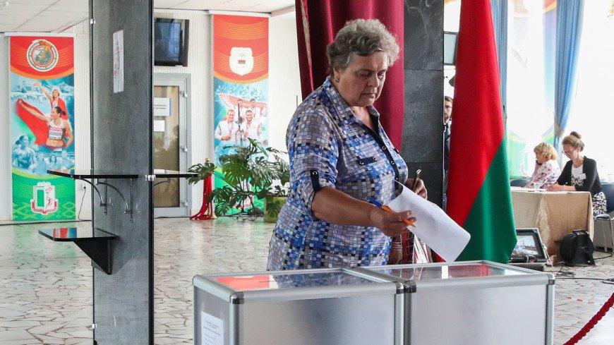 В Беларуси завершились президентские выборы