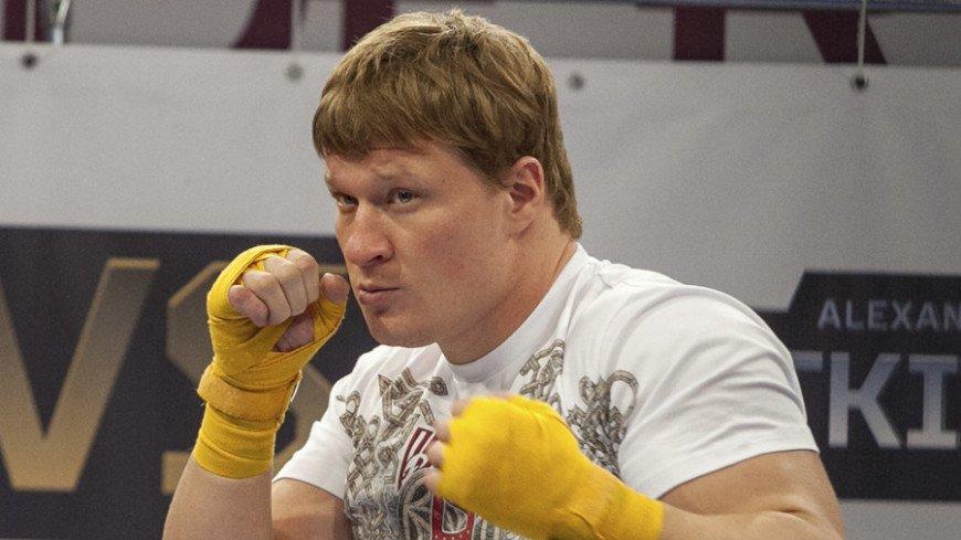 Поветкин победил Уайта и стал временным чемпионом мира по версии WBC