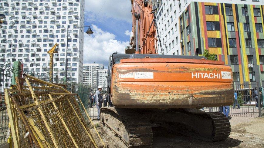 В московском районе Измайлово построят дом по реновации на 840 квартир