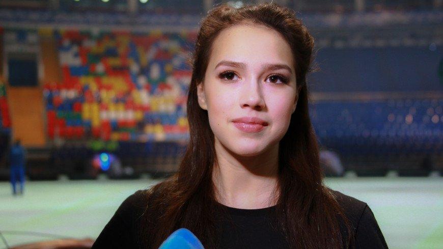 Алина Загитова попробует себя в японском кинематографе