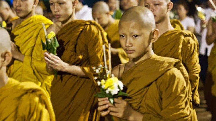 "Фото: Светлана Родина, ""«МИР 24»"":http://mir24.tv/, монах, таиланд, буддизм"