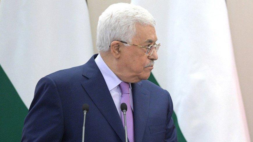 Палестина отозвала своего посла из ОАЭ