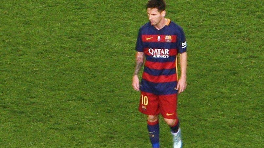 Месси заявил о желании покинуть «Барселону»