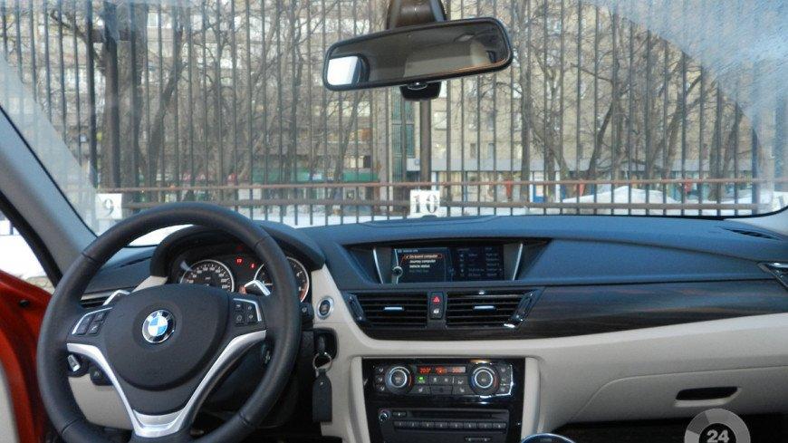 В России отзывают более 400 автомобилей BMW