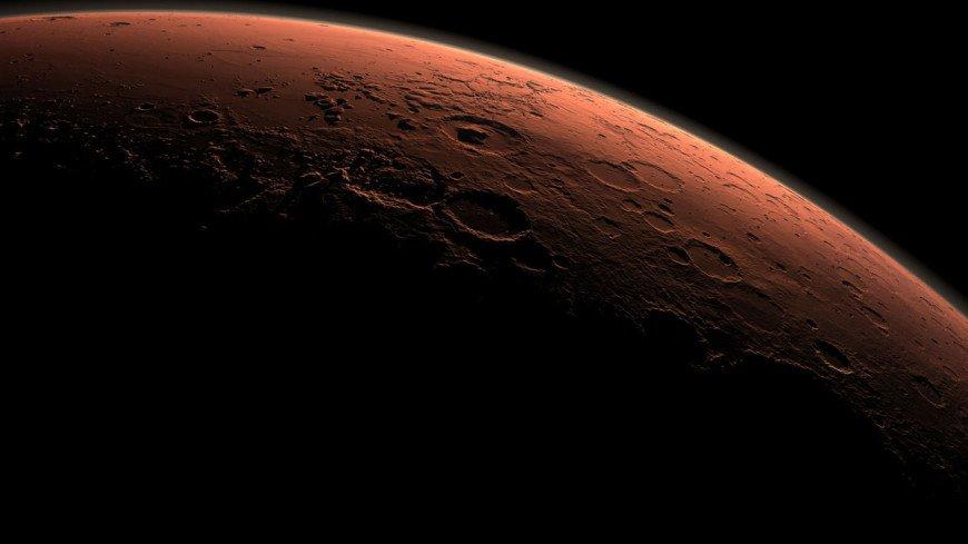На Марсе заметили следы вселенского потопа
