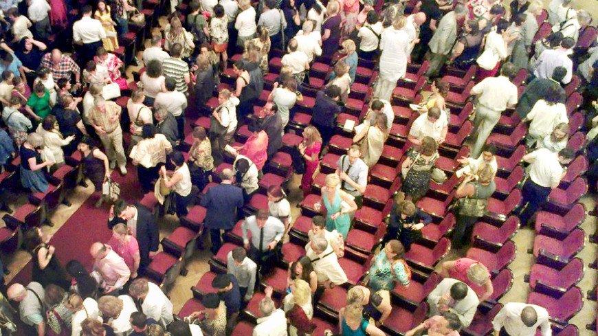 В Венской опере из-за пандемии запретили зрителям кричать «Браво!»