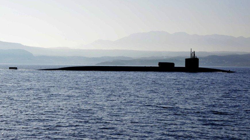 Военные США сообщили о российской подлодке около берегов Аляски