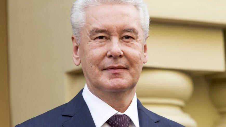 Собянин рассказал о ситуации с местами в детсадах Москвы