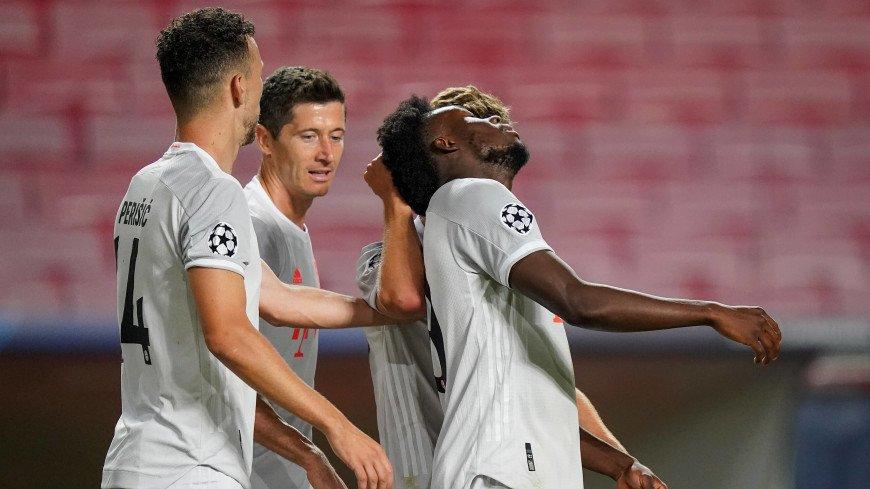 «Бавария» разгромила «Барселону» и вышла в полуфинал Лиги чемпионов