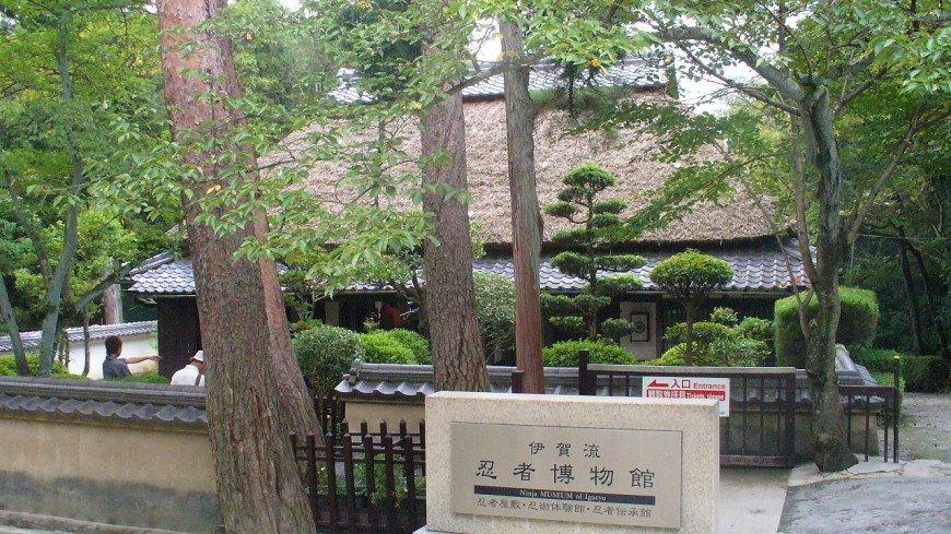 В Японии из Музея ниндзя клана Ига похитили сейф