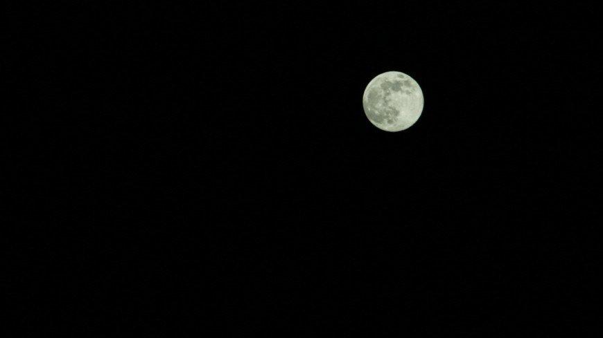 Луна в августе сблизится с тремя планетами: это можно легко увидеть