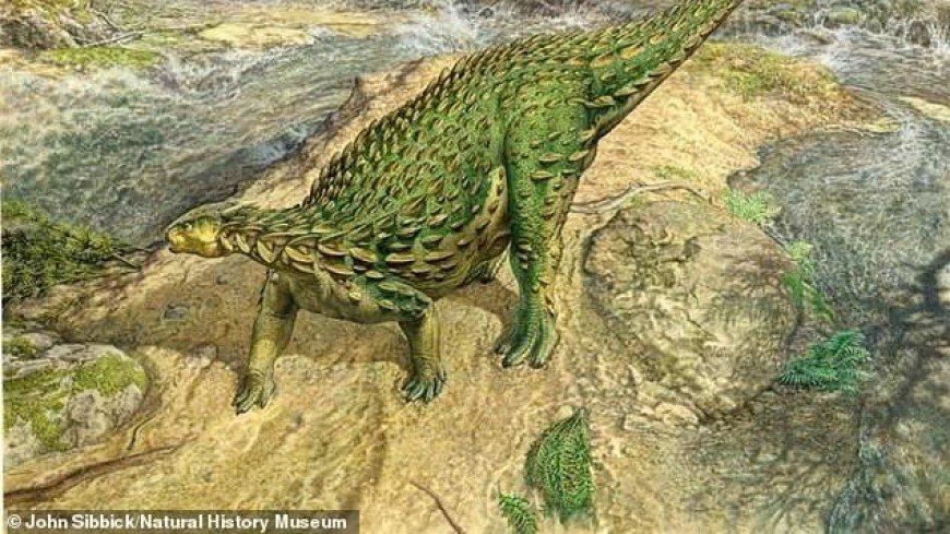 В Кембридже реконструировали скелет динозавра, найденный в 1850-х годах