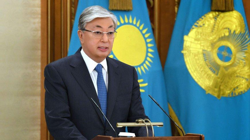 Токаев 1 сентября выступит с посланием народу Казахстана