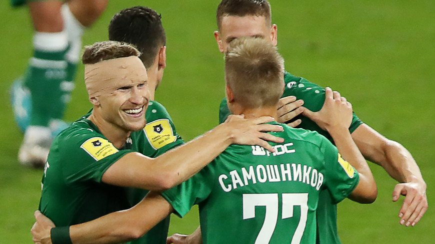 Матчи РПЛ: «Зенит» разгромил «Тамбов», «Рубин» победил ЦСКА