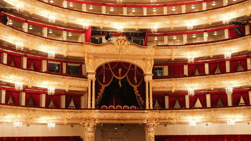 Большой театр готовится к открытию «особенного» сезона