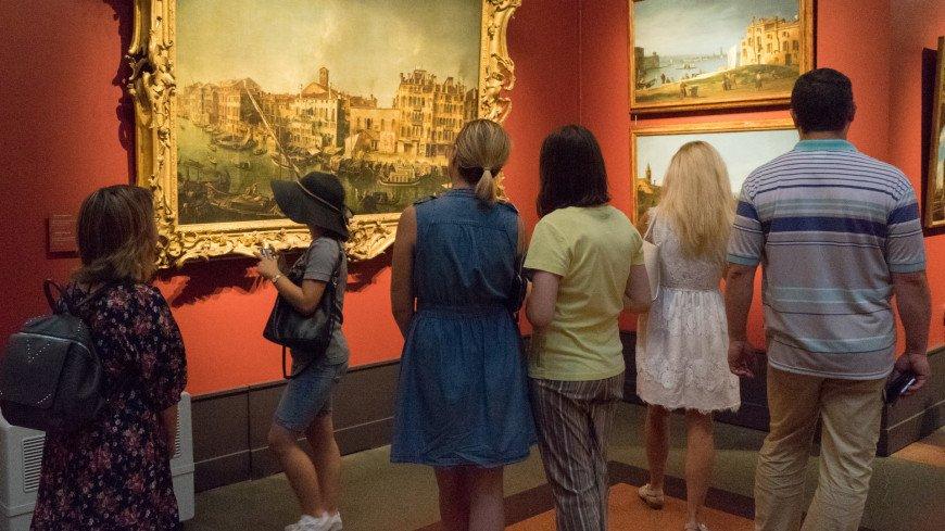 Музеи Москвы готовы принять экскурсионные группы из 20 человек
