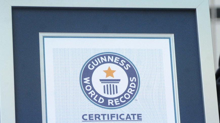 Самый длинный шашлык и унитаз с бриллиантами: топ самых удивительных рекордов книги Гиннесса
